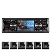 "MD-550BT Autoradio multimédia Deckless BT USB SD 3"" TFT AUX Télécommande"