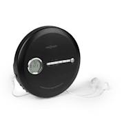 CDC 100MP3 Discman Disc-Player, LCD ASP, zesilovač basů, 2x1,5V; černá barva Černá