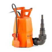 Nemesis-T400S Submersible Pump, 400 W, 7000 l / h, Delivery Head 7 m, 10 m Cable