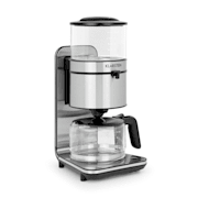 Soulmate Kaffemaskin Filter-Kaffemaskin 1800W Glas Rostfritt stål