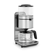 Soulmate Coffee Machine Filter Coffee Machine 1800W Glass Stainless Steel