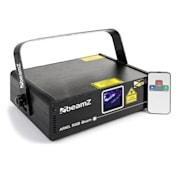 Ariel Show Laser 350W RGB 9-DMX Master / Slave IR Remote Control