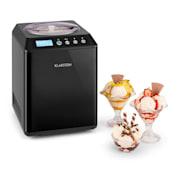 VANILLY SKY FAMILY, машина за сладолед замразен йогурт 250W 2.5л, черна Черно