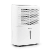 DryFy 10 Déshumidificateur d'air Compression 10l/24h 240W Minuterie -blanc Blanc | 10l/24h