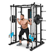 Pro Amaze Smith Machine Cable Cross Lat Pull Pull-up Bar