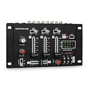 DJ-21 DJ-Mixer miksauspultti USB musta