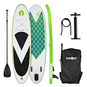 Spreestar 320 Inflatable Paddle Board SUP Board Set 320x12x81 Green Green