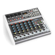 VMM-K802 8-Channel Mixer, USB Port, BT Reception, 16-DSP, + 48V Phantom Power