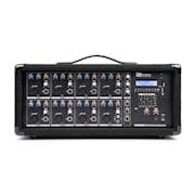 PDM-C805A, mixer muzical cu 8 canale, 800 W, usb și sd slot