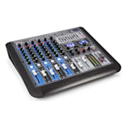PDM-S804, mixer muzical, 8 canale, DSP/MP3, port USB, receptor bluetooth