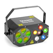 Sway Gobo LaserGobo RGBWA, Strobe RGBWA and Laser RG Remote Control