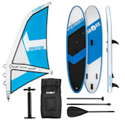 Spreestar WL Set tabla hinchable para surf de remo Tabla SUP 300x10x71 Azul/blanco L