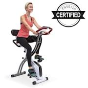 X-Spline, otthoni edzőgép, rugalmas húzókötelek, szíjmeghajtás, fehér Fehér