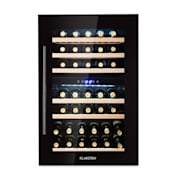Vinsider 35D Onyx Edition Wine Fridge Built-in Device Energy Class C Black