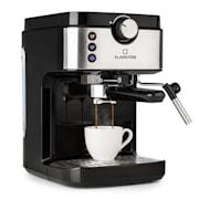 BellaVita Espresso, kávéfőző, 20 bar, 1575 W, 900 ml, ezüst