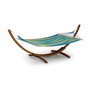 Bali STP Swing hängmatta lärkträ max 160 kg randig Randig