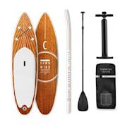 Downwind Cruiser, paddleboard na napuhavanje, Sup-board-set, 305 x 10 x 77 cm