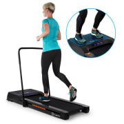 Workspace Fusion Treadmill & Vibration Plate Bluetooth Black