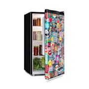 Cool Vibe, lednice, A+, 90l, VividArt Concept, styl manga, černá
