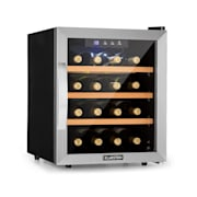 Reserva 16 Refrigerador de Vinhos 16Fl/48l Display Touch LED Preto