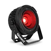 COB50, LED-svetlomet, 50 W, DMX-/Standalone-Modus, 9 kanálov, DMX, čierny