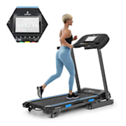 Pacemaker F120 Treadmill 2.0PS 4P AntiShock Suspension Without massage station