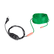 Greenwire Select 20, kabel za grijanje biljaka, 20 m, termostat, IP68 20 m