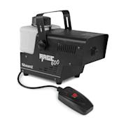 Rage 600, generator de fum, 600 W, 65m³/min, 0,5l, telecomandă cu fir