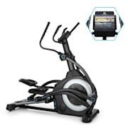 Helix Star UP Cross Trainer Belt Drive 25kg Flywheel