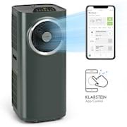 Kraftwerk Smart 12K, klimatizace, 3 v 1, 12 000 BTU, ovládání přes aplikaci, antracitová Antracit | 12.000 BTU