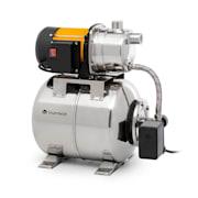 Liquidflow 1200 INOX Pro, домашен водопровод, градинска помпа, 1200 W, 3500 l / час. 1200 W