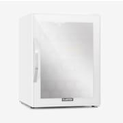 Beersafe XL Quartz Refrigerator 60 litres 4 shelves Panorama glass door White | 60 Ltr
