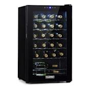 Shiraz 24 Uno, vinotéka, 67 l, 24 fliaš, dotyková, 5 – 18 °C, čierna 67 Litres / 20 Bottles