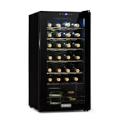 Shiraz 28 Uno, vinoteka, 74 L, 28 boca, touch screen, 5 – 18 °C, crna 74 Litres / 28 Bottles