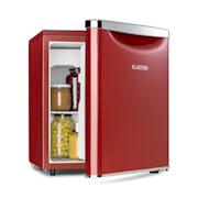 Yummy, frigider cu compartiment congelator, A+, 47 litri, 41 dB Roșu   47 Ltr