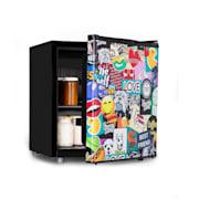 Cool Vibe 48+, chladnička, A+, 48 litrov, VividArt Concept, štýl stickerbomb 48 litrov