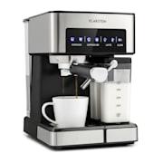 Arabica Comfort espressomachine 1350 watt 20 bar 1,8 liter touch control rvs