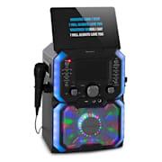 Rockstar Plus, karaoke sustav, karaoke uređaj, bluetooth, USB, CD, LED emisija, cinch