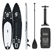 Lanikai Cruiser 10.8, napihljivi paddleboard, set s SUP desko, 330 × 77 × 15 Črna