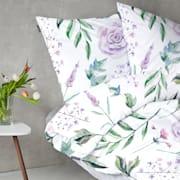 Soft Wonder-Edition Bettwäsche 155x200 cm Floral