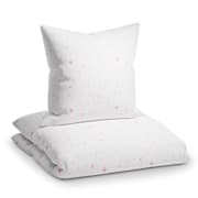 Soft Wonder-Edition Bettwäsche 135x200 cm Pink geblümt