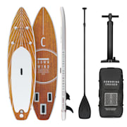 Downwind Cruiser 9.8 Ensemble complet Paddelboard gonflable  S - 305 x 77 x 10 cm