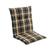 Prato, oblazinjenje, oblazinjenje naslanjača, nizek hrbtni naslon, poliester, 50x100x8cm Rumena | 1 x sedišča