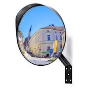 Lustro wypukłe, Ø 30 cm, szkło akrylowe, 130°, PC