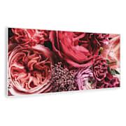 Wonderwall Air Art Smart Infrarotheizung Blume 120x60cm 700W 120 x 60 cm