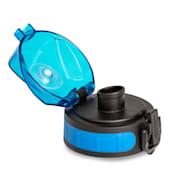 schmatzfatz, capac de rezervă, înălțime: 4,5 cm, diametru: 7 cm, fără BPA Albastru