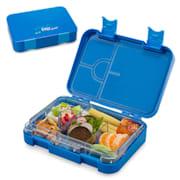 Lunchbox schmatzfatz junior 6 compartiments 21,3 x 15 x 4,5 cm (LxHxP) Bleu