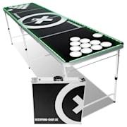 Baseliner, súprava so stolom na beer pong, audio s LED, držadlá, držiak na loptičky, 6 loptičiek