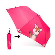 Votna Kinderregenschirme 90 cm ⌀ Reflektoren faltbar Pink