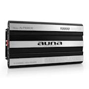 10,000W PMPO Watt 6-Channel Bridgeable Car Hifi Amplifier